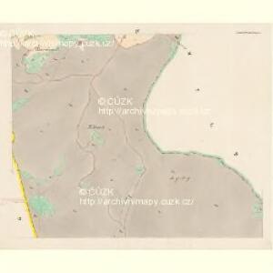 Neuenbrand - c5323-2-003 - Kaiserpflichtexemplar der Landkarten des stabilen Katasters