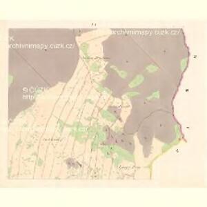 Tschimischl (Třzemesset) - m3156-1-006 - Kaiserpflichtexemplar der Landkarten des stabilen Katasters