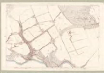 Perth and Clackmannan, Sheet LXXXV.5 (Monzie) - OS 25 Inch map