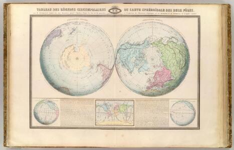 Regions circumpolaires.