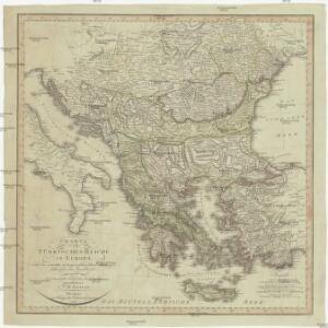 Charte vom Türkischen Reiche in Europa