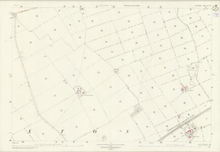 Lincolnshire XII.16 (includes: Croxton; Ulceby) - 25 Inch Map