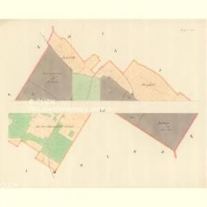 Königlosen - m1337-1-001 - Kaiserpflichtexemplar der Landkarten des stabilen Katasters