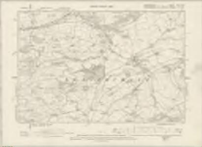 Denbighshire XLVI.NW - OS Six-Inch Map