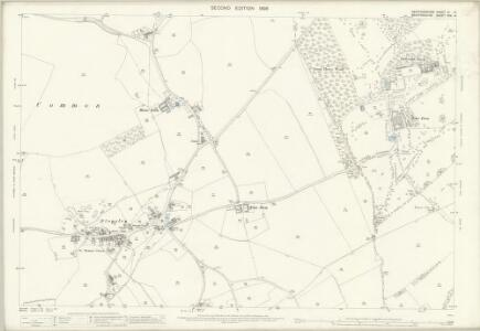 Hertfordshire XI.14 (includes: Lilley; Luton; Offley; Streatley) - 25 Inch Map