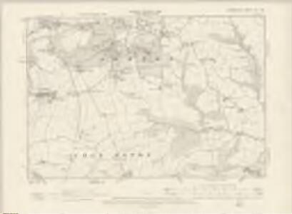 Derbyshire XII.SW - OS Six-Inch Map