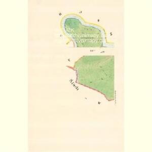 Ostra - m3198-1-005 - Kaiserpflichtexemplar der Landkarten des stabilen Katasters