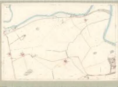 Ayr, Sheet XXII.3 (Dundonald) - OS 25 Inch map