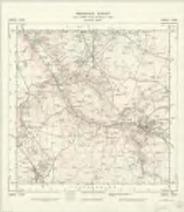 NS84 - OS 1:25,000 Provisional Series Map