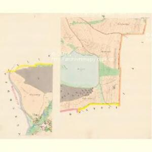 Tissa - c7919-1-001 - Kaiserpflichtexemplar der Landkarten des stabilen Katasters