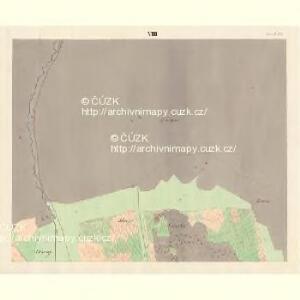 Laucžka - m1610-1-007 - Kaiserpflichtexemplar der Landkarten des stabilen Katasters