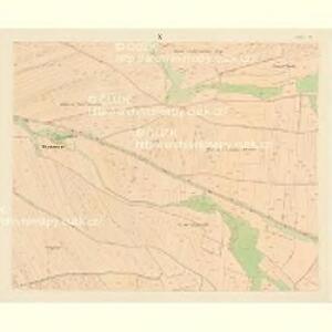 Dobrzan (Dobřany) - c1202-1-008 - Kaiserpflichtexemplar der Landkarten des stabilen Katasters
