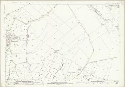 Yorkshire XCV.12 (includes: Ireby; Thornton In Lonsdale) - 25 Inch Map