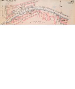 Insurance Plan of London Vol. xi: sheet 383-1