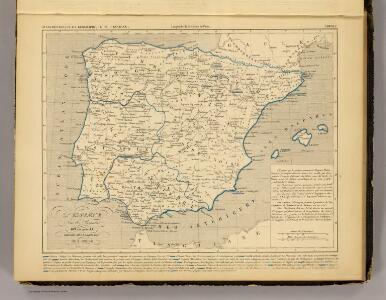 L'Espagne sous les Romains 409 ans apres J.C.