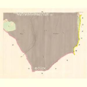 Braunöhlhütten (Wranowalhotta) - m3472-1-005 - Kaiserpflichtexemplar der Landkarten des stabilen Katasters