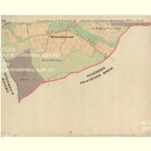 Dörrstein - c7558-1-006 - Kaiserpflichtexemplar der Landkarten des stabilen Katasters