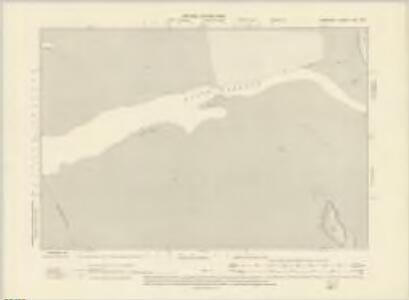 Somerset XXV.SW - OS Six-Inch Map