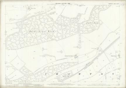 Hampshire and Isle of Wight XXXV.10 (includes: Alton; Chawton) - 25 Inch Map