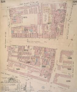 Insurance Plan of London Vol. XI: sheet 326