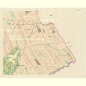 Pohlitz - m2351-1-003 - Kaiserpflichtexemplar der Landkarten des stabilen Katasters