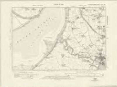 Gloucestershire XLVII.SE - OS Six-Inch Map