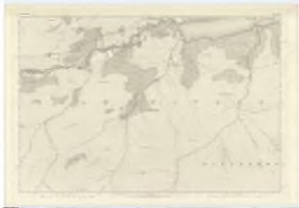 Inverness-shire (Mainland), Sheet XCVI - OS 6 Inch map