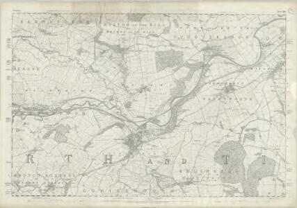 Yorkshire 284 - OS Six-Inch Map