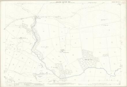 Durham XLVI.3 (includes: Langleydale And Shotton; Marwood) - 25 Inch Map
