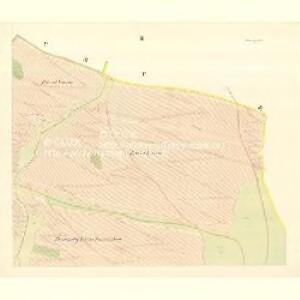 Turnitz (Twrdonice) - m3180-1-002 - Kaiserpflichtexemplar der Landkarten des stabilen Katasters