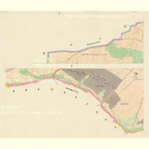Bohonitz - c0319-1-001 - Kaiserpflichtexemplar der Landkarten des stabilen Katasters