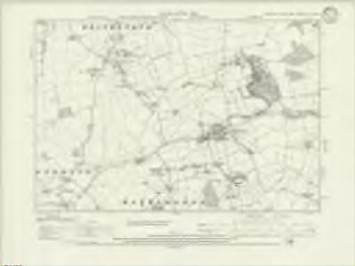 Suffolk LV.NE - OS Six-Inch Map