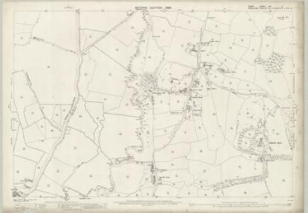 Essex (1st Ed/Rev 1862-96) LVII.10 (includes: Enfield St Andrew; Waltham Holy Cross) - 25 Inch Map