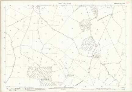 Shropshire XIII.12 (includes: Cockshutt; Ellesmere Rural) - 25 Inch Map