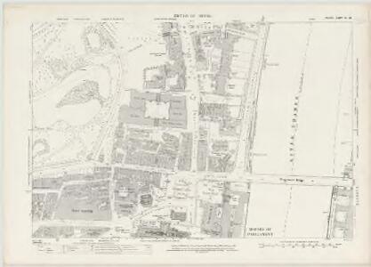 London VII.83 - OS London Town Plan