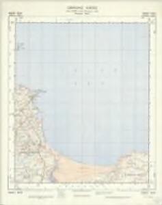 SH58 & Parts of SH59 - OS 1:25,000 Provisional Series Map