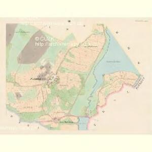 Skrantschitz - c6954-1-002 - Kaiserpflichtexemplar der Landkarten des stabilen Katasters