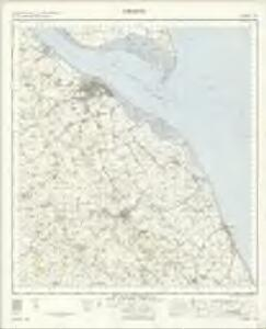 Grimsby - OS One-Inch Map