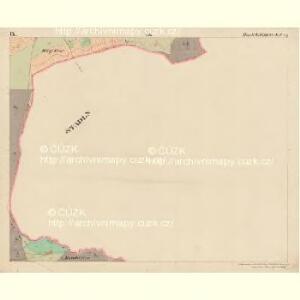 Haid - c9266-1-009 - Kaiserpflichtexemplar der Landkarten des stabilen Katasters