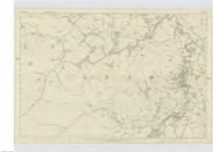 Lanarkshire, Sheet XXXI - OS 6 Inch map