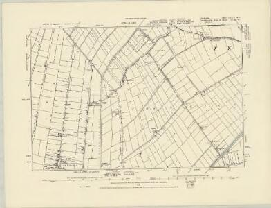 Lincolnshire CXIX.NW - OS Six-Inch Map