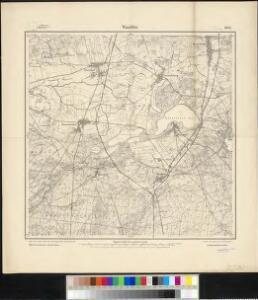 Meßtischblatt 1683 : Wandlitz, 1916