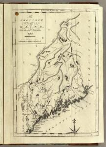 Province of Maine.