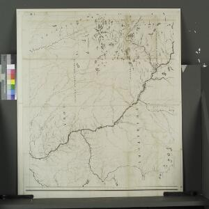 [Coteau des prairies, M'dewakaton country, Warpekutey country, Winebago Indian country, Iowa Territory; middle right.] / by J.N. Nicollet, made in the years 1836, 37, 38, 39 & 40 ; assisted in 1838, 39 & 40 by Lieut. J.C. Frémont of the Corps of Topog...