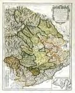 Estats du duc de Savoye au delà des Alpes, et vers l'Italie; qui passent communemen.t sous le nom de Piemont