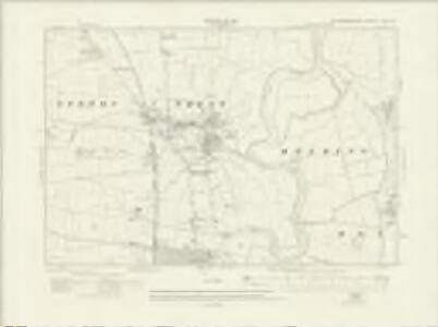 Nottinghamshire XXV.NE - OS Six-Inch Map