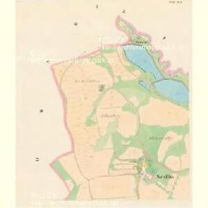 Sedlo - c6809-1-001 - Kaiserpflichtexemplar der Landkarten des stabilen Katasters