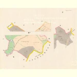 Schnapautzen (Ssnapoussow) - c7105-1-001 - Kaiserpflichtexemplar der Landkarten des stabilen Katasters