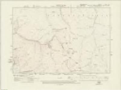 Westmorland XXXV.NW - OS Six-Inch Map