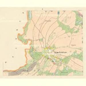 Klein Bernharz - c0093-1-001 - Kaiserpflichtexemplar der Landkarten des stabilen Katasters